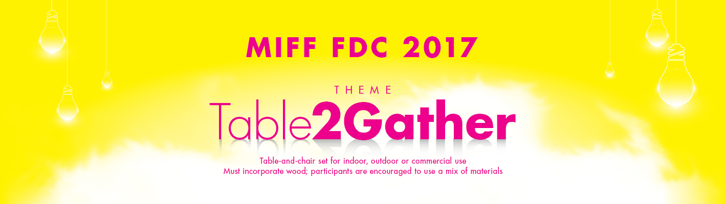 Furniture Design Competition 2017 miff furniture design competition 2017 - home